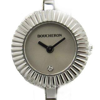 ブシュロン (BOUCHERON) マジョリー 1Pダイヤモンド ウォッチ 腕時計