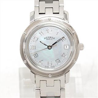 エルメス (HERMES) クリッパーナクレ 腕時計 ウォッチ CL4.210