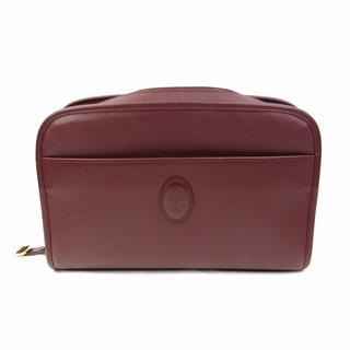 カルティエ (Cartier) セカンドバッグ クラッチバッグ