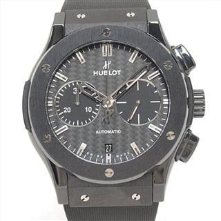 ウブロ (HUBLOT) クラシックフュージョン ブラックマジック 腕時計 ウォッチ 521.CM.1770.RX
