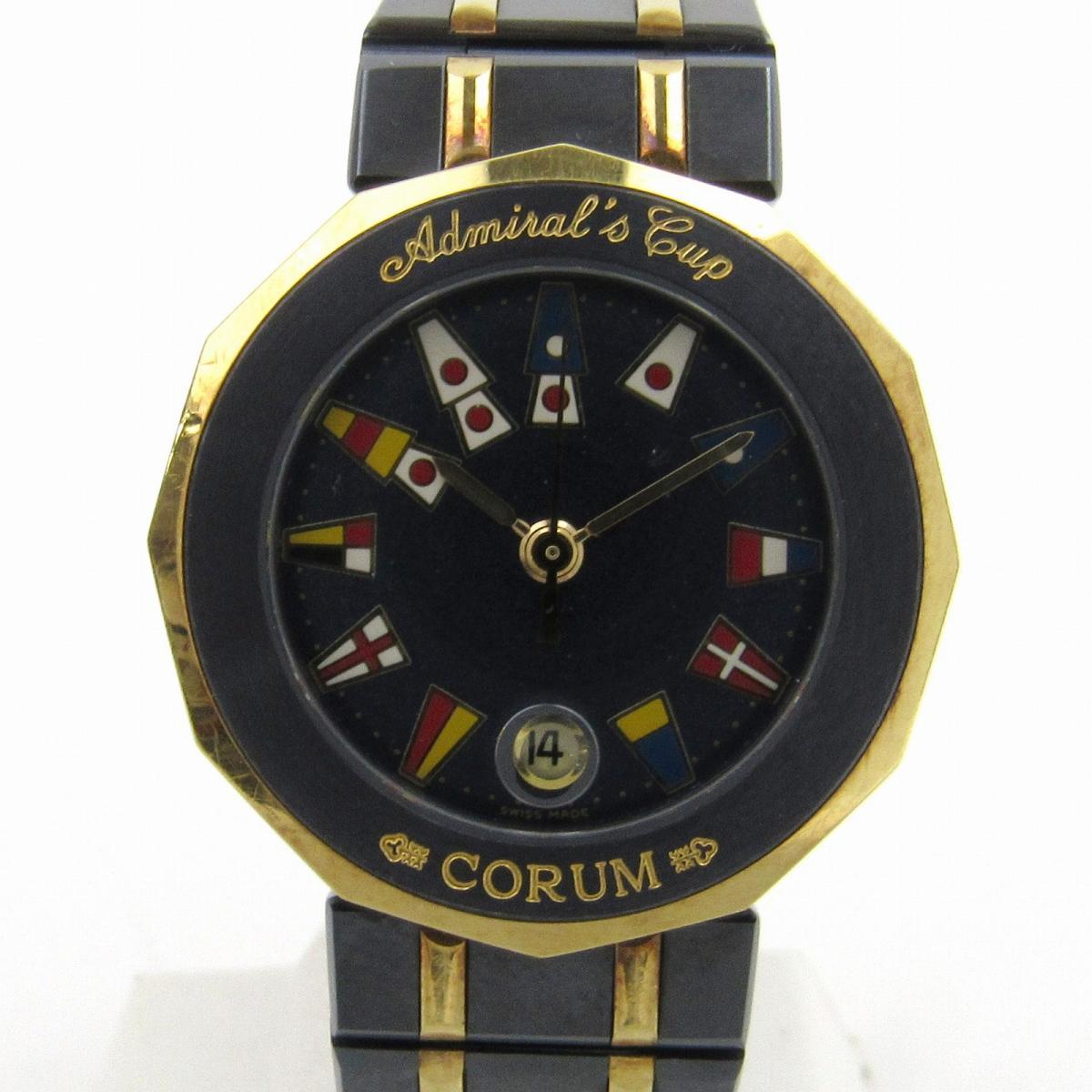 アドミラルズカップ ウォッチ 腕時計
