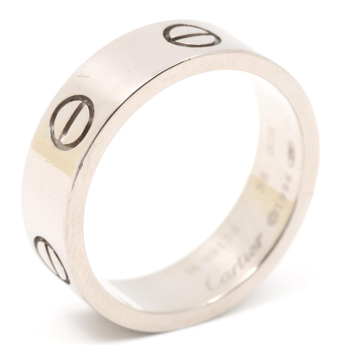 ラブリング 指輪 #58/17号