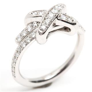 ショーメ (CHAUMET) ジュ・ドゥ・リアンダイヤモンド リング 指輪