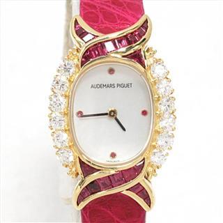 オーデマ・ピゲ (AUDEMARS PIGUET) レディースウォッチ 腕時計