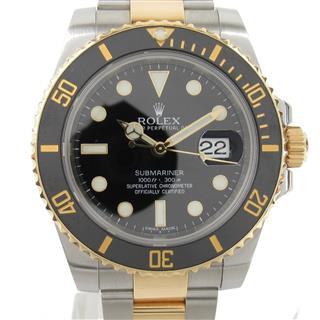 ロレックス (ROLEX) サブマリーナ ウォッチ 腕時計 116613LN G番