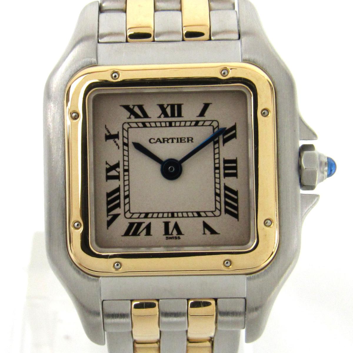 パンテールSM 2ロウ/腕時計/レディース