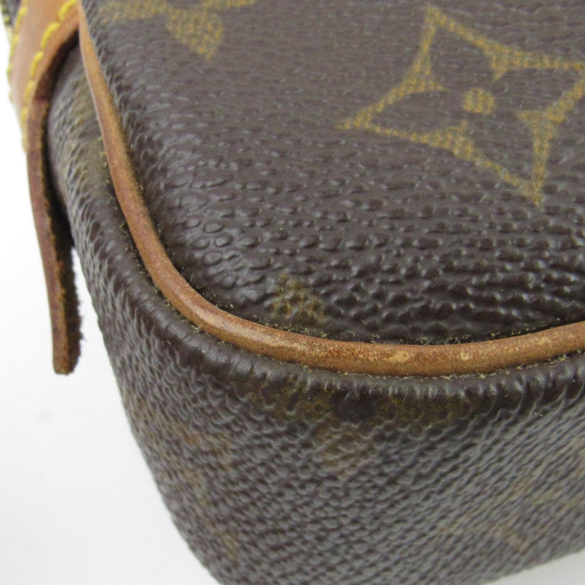 LOUIS VUITTON バッグ M51828 ポシェット・マルリーバンドリエール ショルダーバッグ