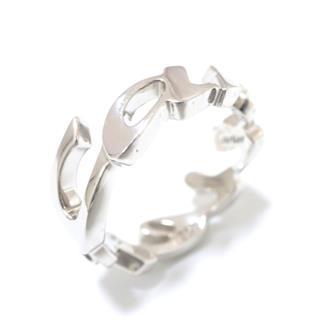 カルティエ (Cartier) シグネチャーリング 2004年Xmas限定 指輪