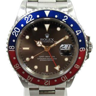 ロレックス (ROLEX) GMTマスターⅠ ウォッチ 腕時計 16700