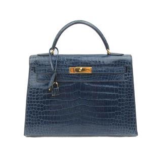 エルメス (HERMES) ケリー32 外縫い 2wayハンドバッグ