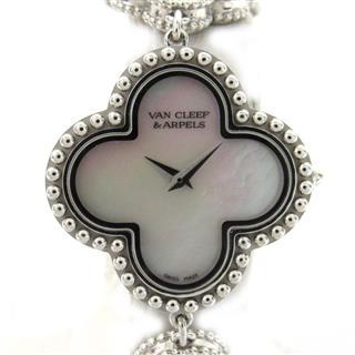 ヴァンクリーフ&アーペル (Van Cleef & Arpels) アルハンブラウォッチ 腕時計 ウォッチ