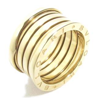 ブルガリ (BVLGARI) B-zero1 リング 指輪 ビーゼロワン Mサイズ