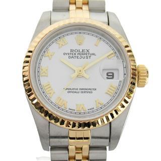 ロレックス (ROLEX) デイトジャスト ウォッチ 腕時計 79173 K番