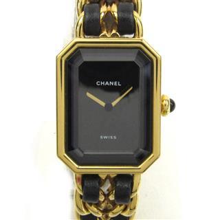 シャネル (CHANEL) プルミエールL ウォッチ 腕時計 H0001