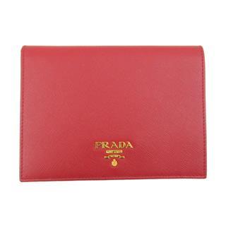 プラダ (PRADA) サフィアーノ カードケース85 パスポートケース 1M1412