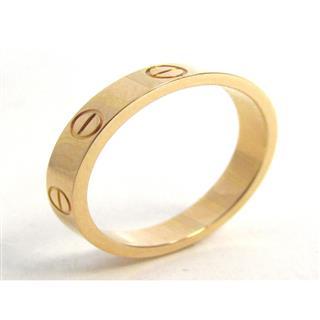 カルティエ (Cartier) ミニラブリング 指輪