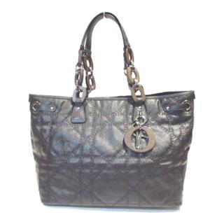 クリスチャン・ディオール (Dior) レディーディオール カナージュトートバッグ