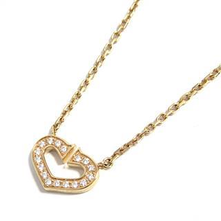 カルティエ (Cartier) Cハート ダイヤネックレス B7008400