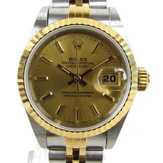 ロレックス (ROLEX) デイトジャスト ウォッチ 腕時計 69173 T番