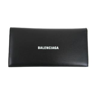 バレンシアガ (BALENCIAGA) CASH VERT LONG WAL 二つ折り長財布 5946921I3131090