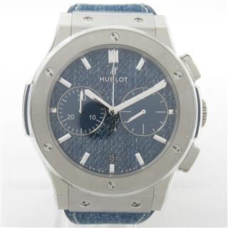 ウブロ (HUBLOT) ビッグバンクラシックフュージョン 日本限定 腕時計 ウォッチ 521.NX.2770.NR.JPN18
