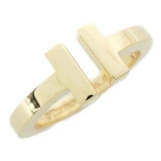 ティファニー (TIFFANY&CO) Tスクエアリング 指輪