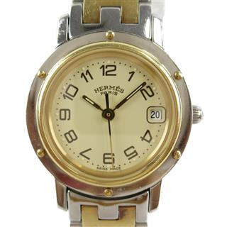 エルメス (HERMES) クリッパー 腕時計 ウォッチ CL4.220