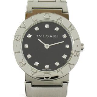 ブルガリ (BVLGARI) ブルガリ ブルガリ 12Pダイヤ 腕時計 ウォッチ BB26SS