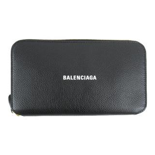 バレンシアガ (BALENCIAGA) CASH CONTINENTAL WAL ラウンド長財布 5942901IZIM1090