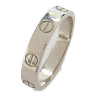 カルティエ (Cartier) カルティエ ミニラブリング 指輪