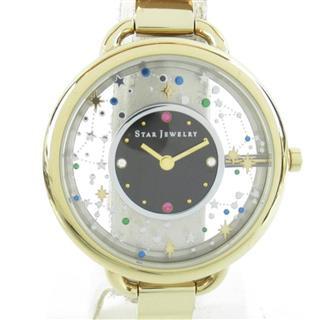 セレクション (SELECTION) スタージュエリー トランスペアレント ウォッチ 腕時計