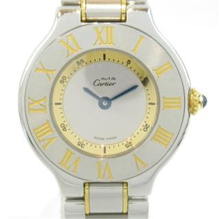 カルティエ (Cartier) マスト21 ウォッチ 腕時計