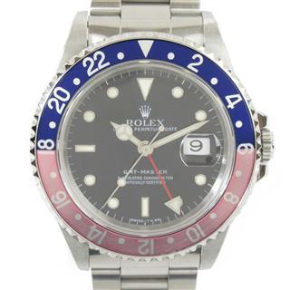 ロレックス (ROLEX) GMTマスター1 ウォッチ 腕時計 16700 T番