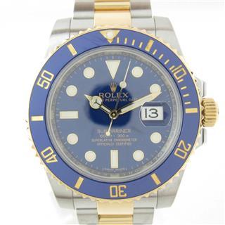 ロレックス (ROLEX) サブマリーナ ウォッチ 腕時計 116613LB