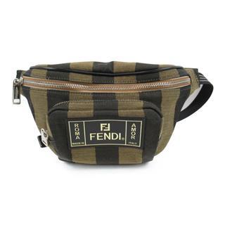フェンディ (FENDI) ウエストポーチ ウエストバッグ ボディバッグ