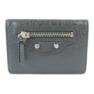 バレンシアガ (BALENCIAGA) クラシックミニウォレット 三つ折財布