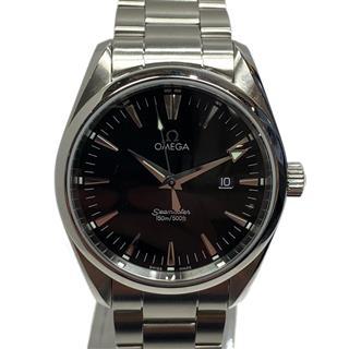 オメガ (OMEGA) アクアテラ ウォッチ 腕時計