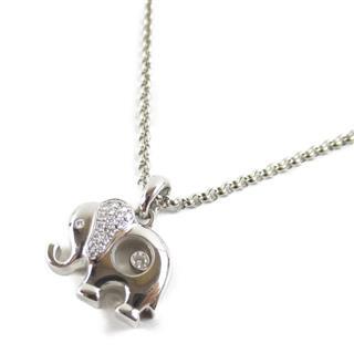ショパール (Chopard) エレファント ダイヤモンド ネックレス