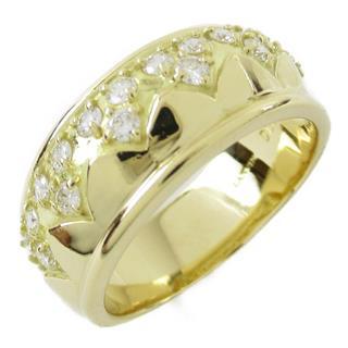 ランバン (LANVIN) ダイヤモンド リング 指輪