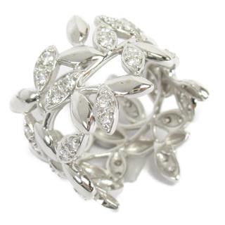 ティファニー (TIFFANY&CO) オリーブリーフ ダイヤリング 指輪