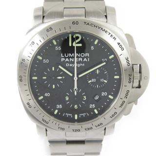 パネライ (PANERAI) ルミノールデイライト ウォッチ 腕時計 PAM00236