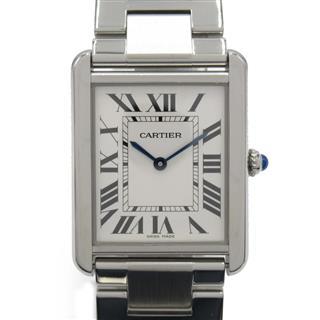 カルティエ (Cartier) タンク・ソロLM ウォッチ 腕時計