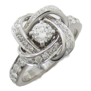 ブシュロン (BOUCHERON) ダイヤリング 指輪