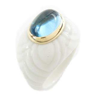 ブルガリ (BVLGARI) チャンドラリング 指輪