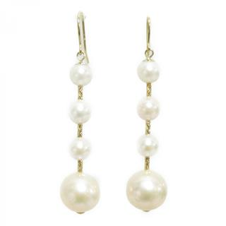 JEWELRY (JEWELRY) アコヤパール ピアス アコヤパール 3.9g