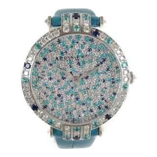 ハリーウィンストン (HARRY WINSTON) プルミエール ブルーミングスノー 限定50 ウォッチ 腕時計 PRNAHM36WW016