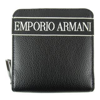 エンポリオアルマーニ (EMPORIO ARMANI) ファスナー コンパクト  ラウンド財布 Y4R305 YTX0J 81072