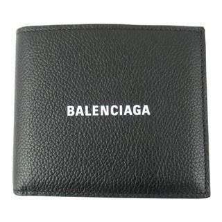 バレンシアガ (BALENCIAGA) キャッシュ 二つ折財布 594315 1IZI3 1090