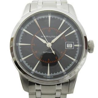 ハミルトン (HAMILTON) レイルロードデイト ウォッチ 腕時計 H405550