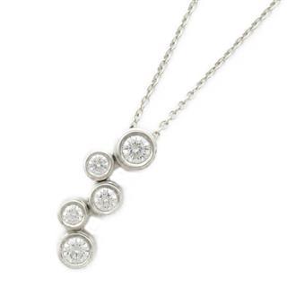 ティファニー (TIFFANY&CO) バブル ダイヤモンドネックレス